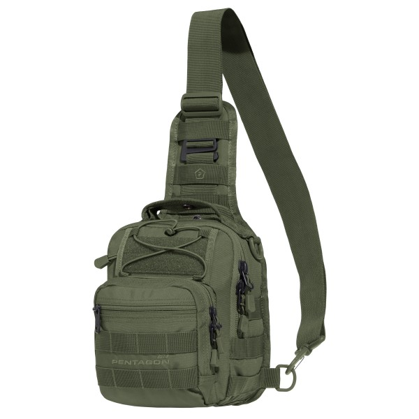 UCB TACTICAL CHEST BAG STOCK