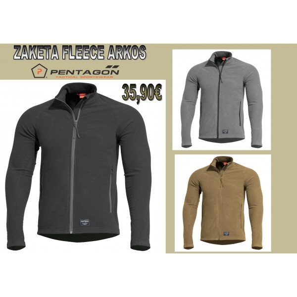 ΖΑΚΕΤΑ FLEECE PENTAGON ARKOS