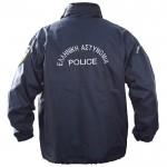 Αντιανεμικό με κέντημα Αστυνομίας